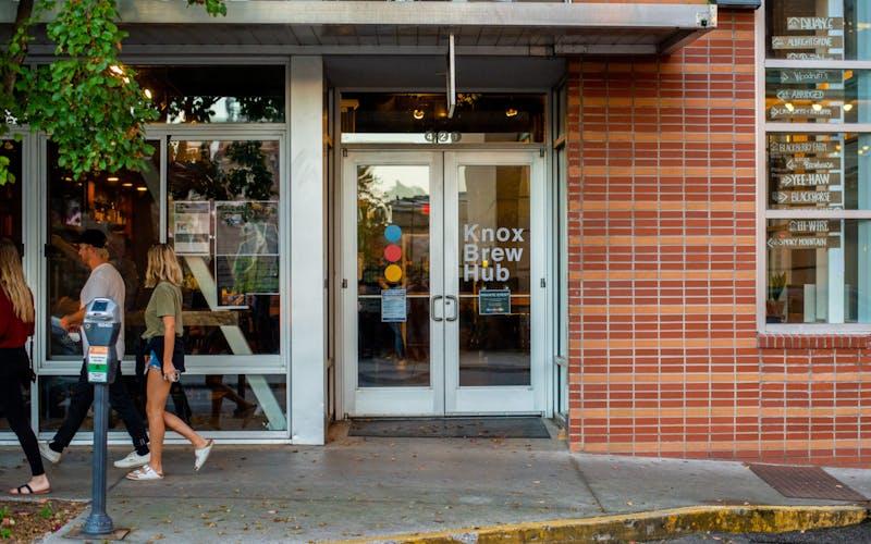 Knox Brew Hub: A Look Inside