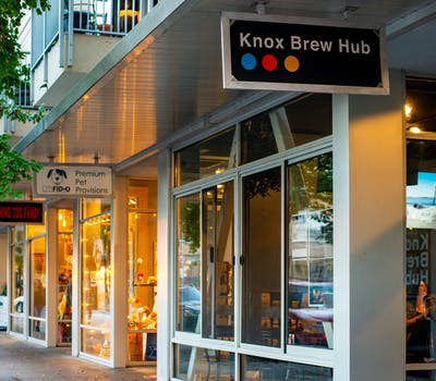 Knox Brew Hub: A Look Inside Multi Images