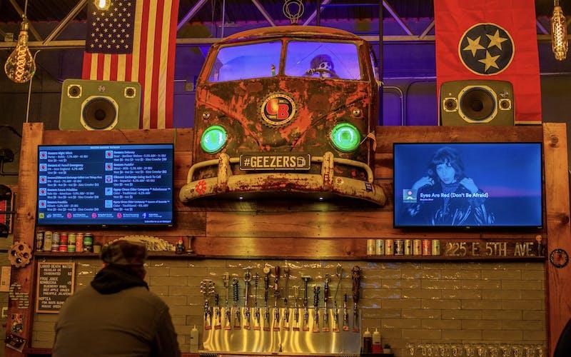 Geezers Brewery: A Look Inside