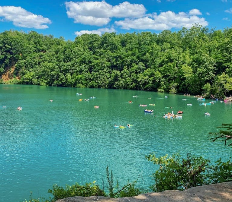 Fort Dickerson Quarry