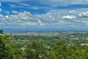 Sharp's Ridge: Hike Just Minutes from Downtown
