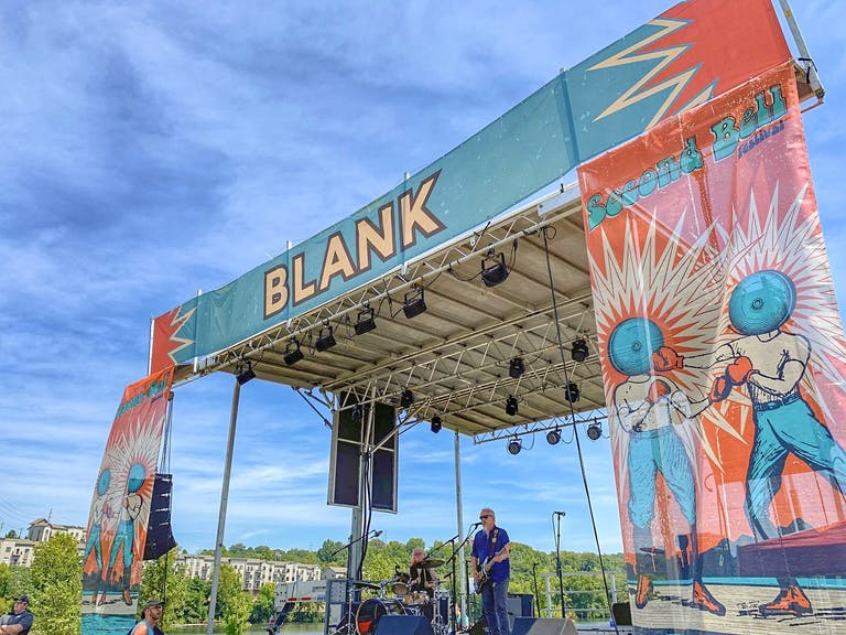 Second Bell Music Festival in South Knoxville