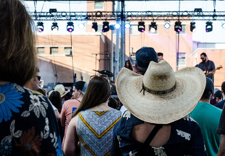 Rhythm n Blooms Music Festival in Knoxville 2019