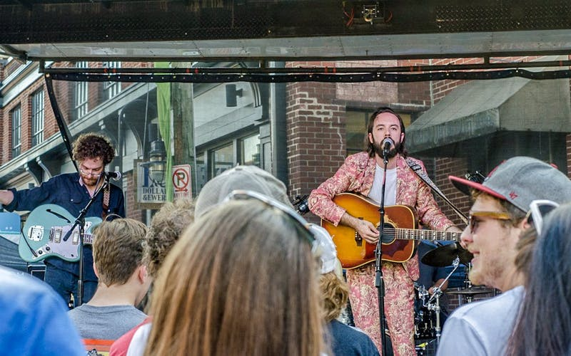7 Days of Live Music in Knoxville