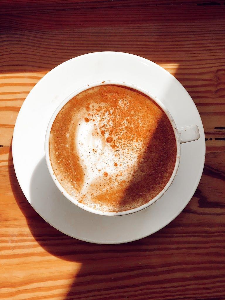 Vienna Coffee Fall Latte